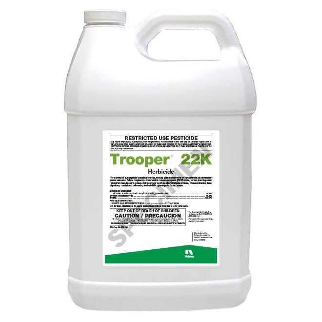 Trooper 22K